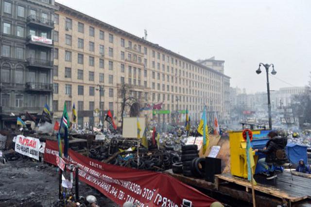 نحو 50 مراقبا أوروبيا يباشرون العمل في أوكرانيا