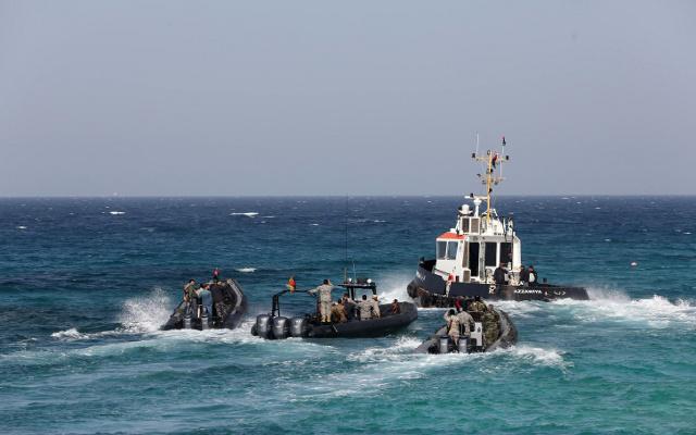 ليبيا تطلق سراح مسلحين كانوا على متن ناقلة النفط الكورية الشمالية