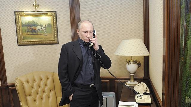 بوتين يؤكد على أهمية إجراء إصلاحات دستورية في أوكرانيا