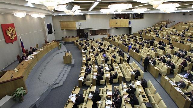 برلماني روسي: مجلس الدوما مستعد للحوار مع البرلمان الأوكراني