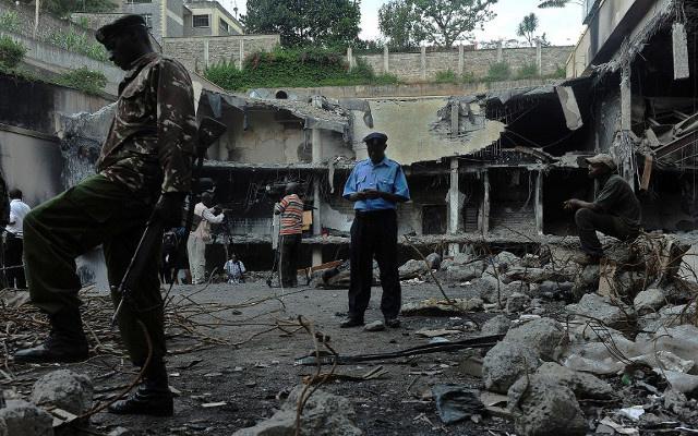 مقتل 5 أشخاص بانفجار قنبلة في العاصمة الكينية نيروبي