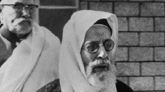 الملك محمد إدريس السنوسي.. صورة أرشيفية