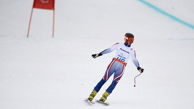 الروسي بوغايف يتوج بالذهبية الشخصية الثانية له في سوتشي