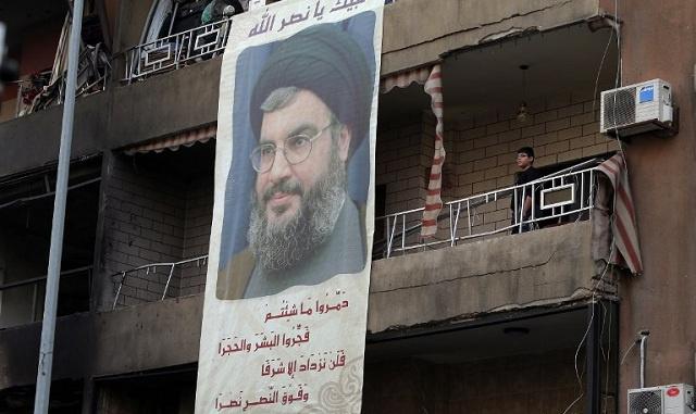 نصر الله: خطر سقوط النظام السوري انتهى