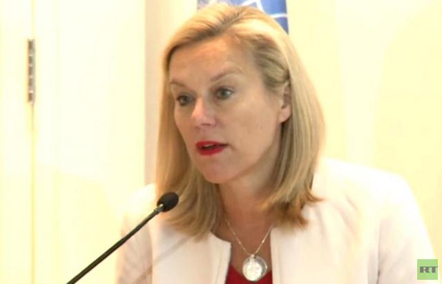كاغ: دمشق متعاونة جدا وسلمت 92 بالمئة من ترسانتها الكيميائية