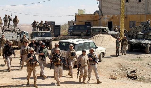 الجيش اللبناني يضبط سيارة مفخخة في جرود عرسال