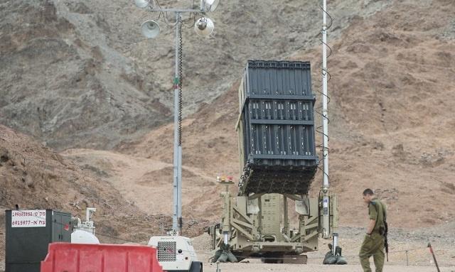 الجيش الإسرائيلي ينفي تعرض إيلات لقصف صاروخي