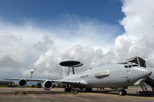 مناورات قوات الناتو الجوية في العاصمة الليتوانية