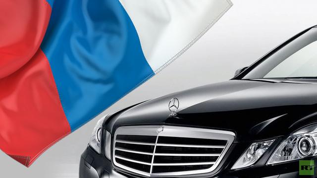 مرسيدس قد تطلق تجميع سيارات ركاب في روسيا