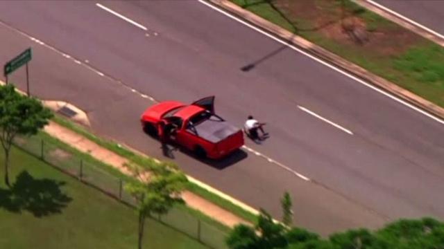 بالفيديو.. شاب ينظم مطاردة على متن سيارة مسروقة في أستراليا