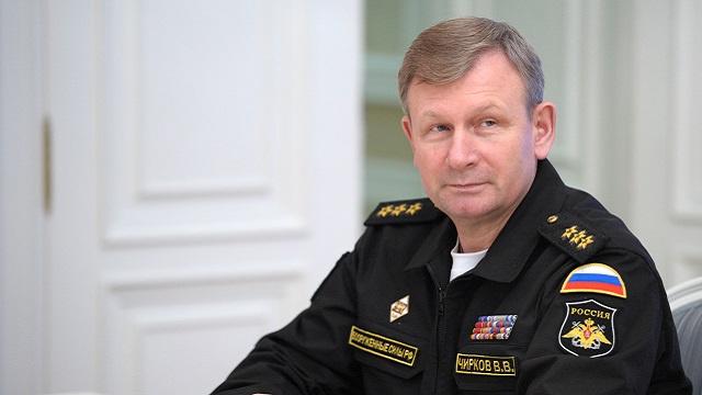 معظم العسكريين الأوكرانيين في القرم يفضلون الخدمة في الجيش الروسي