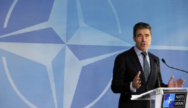 راسموسن: لا أحد يرغب في اندلاع مواجهة عسكرية في أوروبا