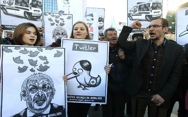 الشرطة التركية تفرق آلاف المحتجين على نتائج الانتخابات في أنقرة