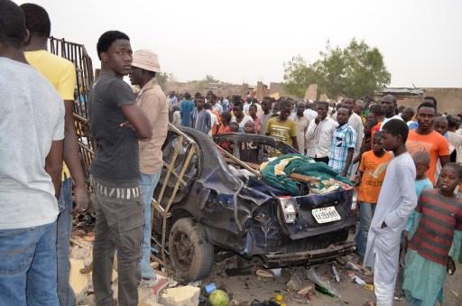 عشرات القتلى والجرحى جراء هجوم انتحاري جديد شمال شرق نيجيريا