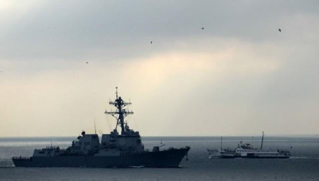 واشنطن قد ترسل سفينة إلى البحر الأسود لطمأنة حلفائها في شرق أوروبا