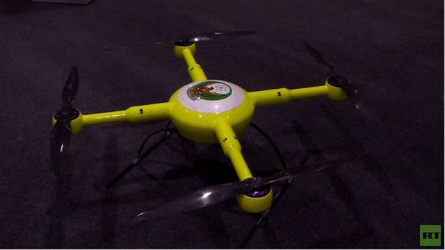 بالفيديو.. الإمارات تعرض آخر نماذجها لطائرات من دون طيار