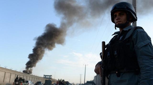 مقتل 6 أشخاص في هجوم على وزارة الداخلية الأفغانية