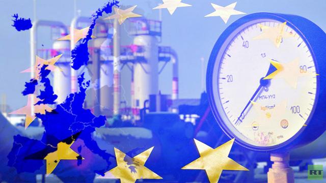 الأزمة الأوكرانية وضعت أمن الطاقة الأوروبي على المحك