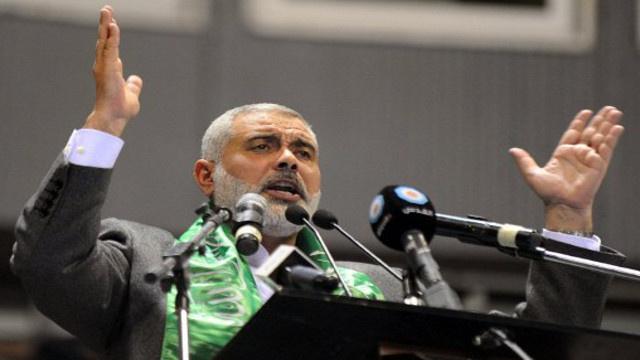هنية: لا مستقبل للمفاوضات مع إسرائيل والأولية لاستراتيجية وطنية