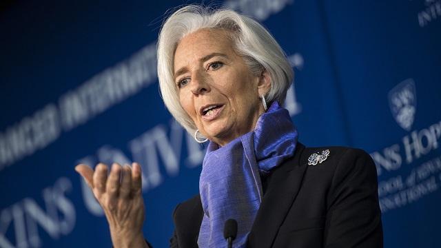 صندوق النقد الدولي يحذر من تأثيرات سلبية محتملة للوضع في أوكرانيا