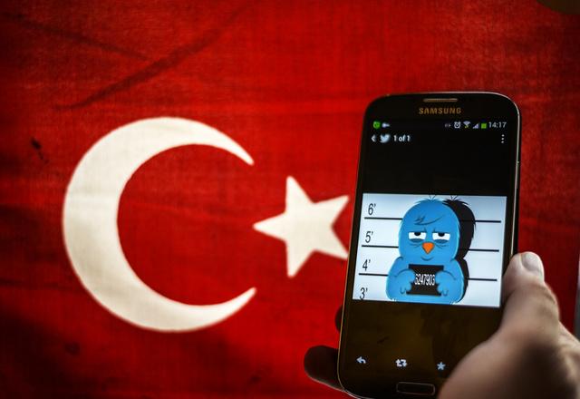 المحكمة العليا التركية تعتبر حظر