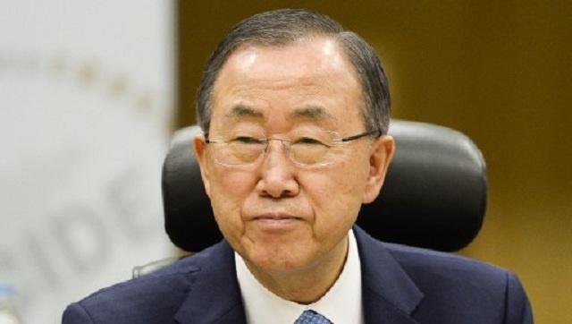 بان كي مون يعرب عن قلقه العميق بشأن أحكام الإعدام الجماعية في مصر