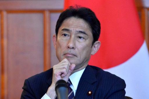 اليابان تلغي زيارة وزير خارجيتها الى روسيا
