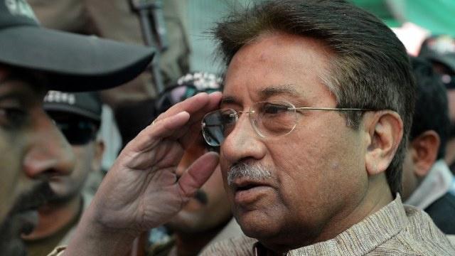 فشل محاولة اغتيال الرئيس الباكستاني الأسبق برويز مشرف