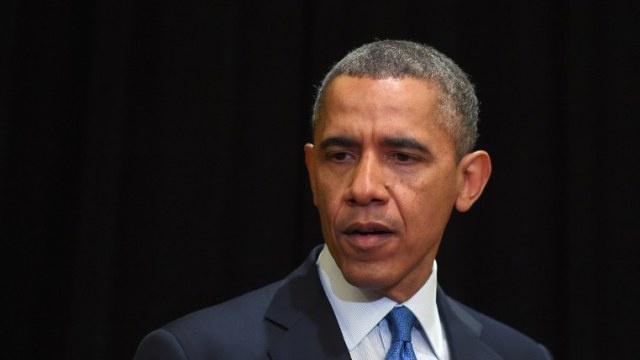أوباما يناقش الوضع في أوكرانيا مع قادة الكونغرس وزعماء الأحزاب