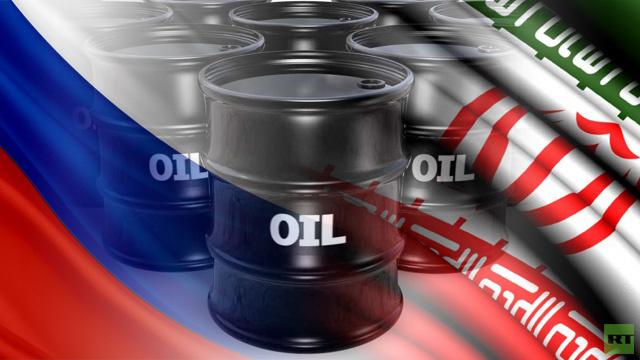 نفط إيران إلى روسيا مقابل بضائع روسية لإيران بقيمة 20 مليار دولار