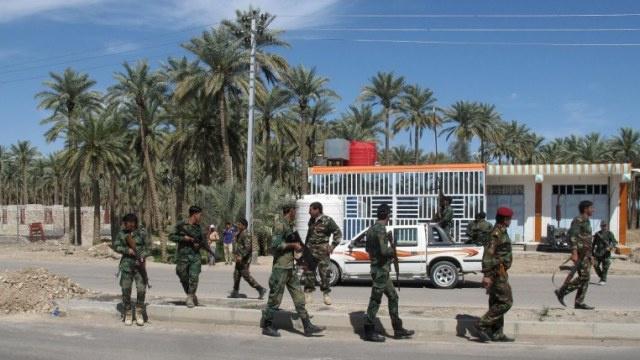 مقتل 40 مسلحا في اشتباكات جنوب بغداد