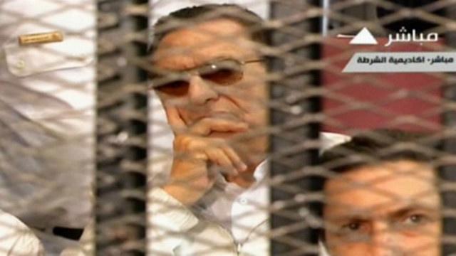 مبارك: السيسي هو المرشح الأنسب على الساحة .. وحذار من عودة الإخوان