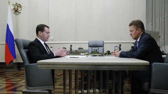 غاز روسيا لأوكرانيا بـ 485 دولار لكل ألف متر مكعب