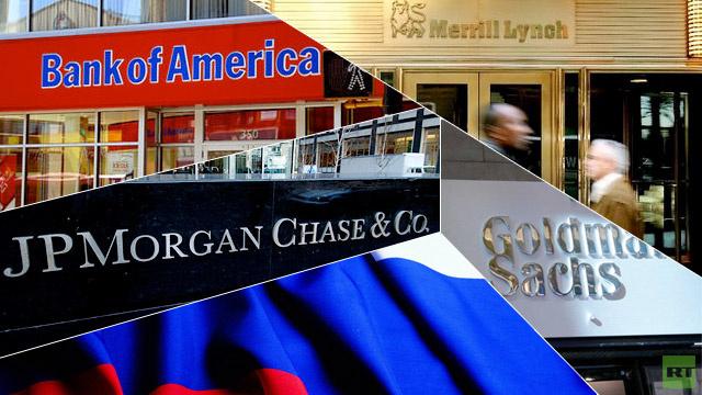 روسيا لا تنوي فرض عقوبات على البنوك الأمريكية