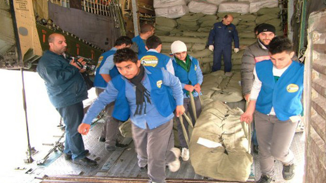 الأمم المتحدة تقدم مساعدات لأكثر من 1.5 ألف عائلة من مدينة كسب السورية