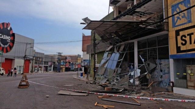 زلزال جديد بقوة 6,1 في تشيلي ولا إصابات