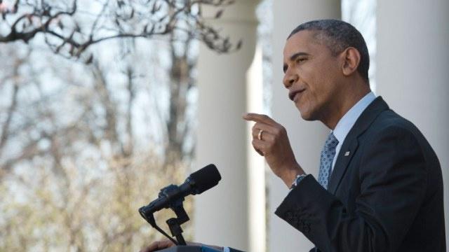 أوباما يشدد خلال لقائه زعماء الكونغرس على تكريس عزلة روسيا