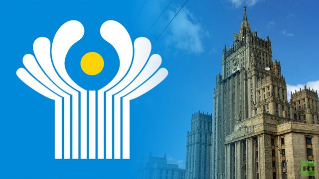 وزراء خارجية رابطة الدول المستقلة يعبرون عن أملهم ببقاء أوكرانيا عضوا في الرابطة