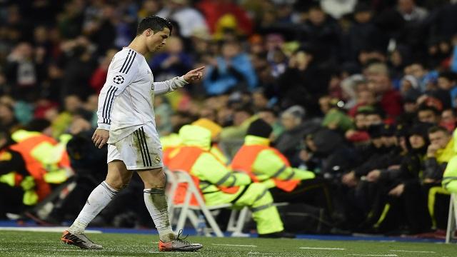رونالدو يغيب عن موقعة ريال سوسييداد