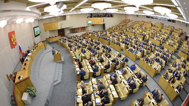 مجلس الدوما يدعو سلطات كييف الى وقف القمع السياسي واحترام حقوق الاقليات
