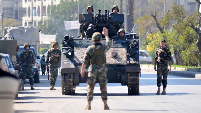 مسؤول في الحزب العربي الديمقراطي اللبناني متهم بالانتماء إلى