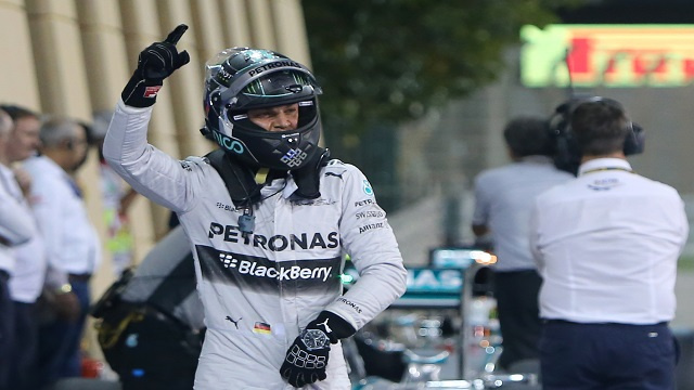 روزبيرغ أول المنطلقين في جائزة البحرين للفورمولا1