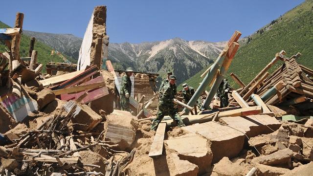 إصابات واضرار مادية في زلزال ضرب منطقة جنوب غرب الصين