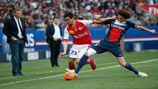 باريس سان جيرمان يبتعد بصدارة الدوري الفرنسي بثلاثية في مرمى ريمس