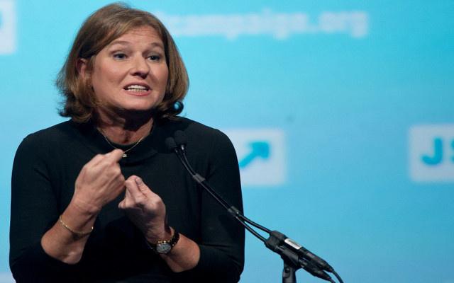ليفني: أجرينا مفاوضات مع الولايات المتحدة أكثر من المفاوضات مع الفلسطينيين