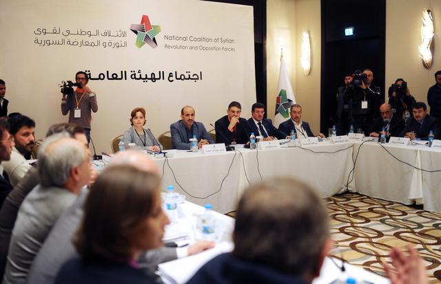 اجتماع للائتلاف السوري المعارض في تركيا لانتخاب هيئة سياسية جديدة