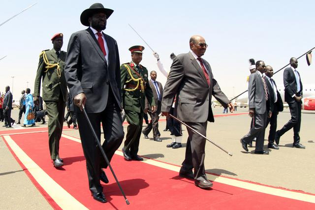 جوبا والخرطوم تتفقان على تنفيذ الاتفاقيات بينهما