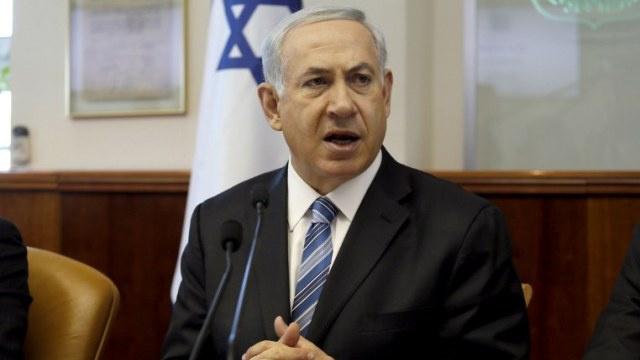 نتنياهو: إسرائيل سترد على الخطوات الفلسطينية الأحادية الجانب