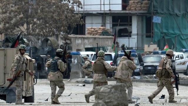 مقتل 94 مسلحا من حركة طالبان في أفغانستان