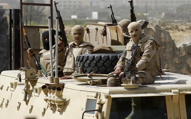 الداخلية المصرية: الجماعات التكفيرية في مصر تضم ارهابيين عملوا في أفغانستان والعراق وسورية